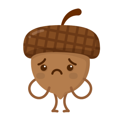 Aw Nuts messages sticker-11