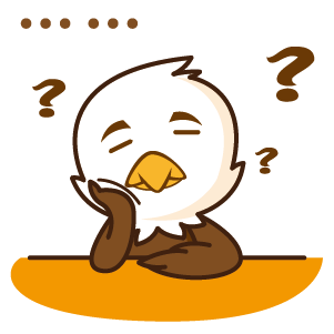 Bald Eagle Stickers messages sticker-5