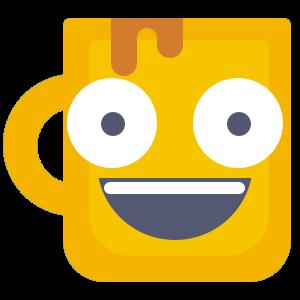 Happy Mug Stickers messages sticker-2