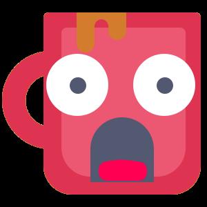Happy Mug Stickers messages sticker-4