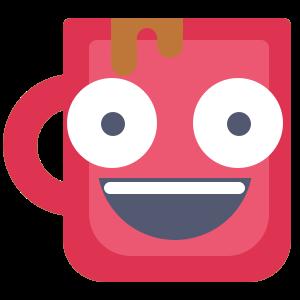 Happy Mug Stickers messages sticker-1