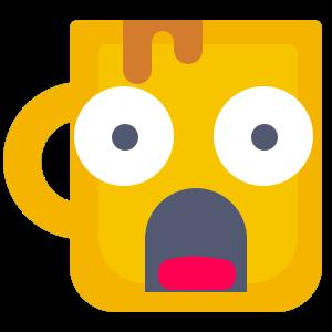 Happy Mug Stickers messages sticker-5