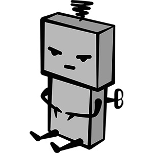 LittleRobo Stickers messages sticker-0