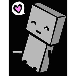 LittleRobo Stickers messages sticker-7