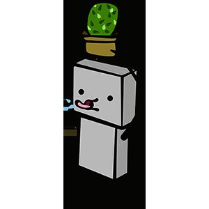 LittleRobo Stickers messages sticker-1