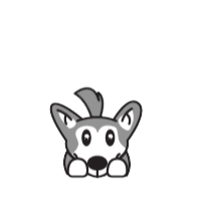 Animated Husky messages sticker-3