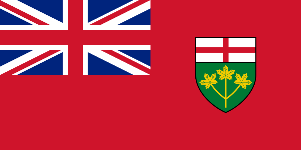 Canada's Provincial Flags messages sticker-10