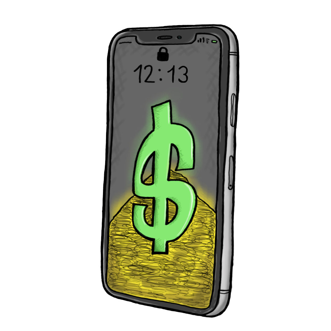 Time & Money messages sticker-7