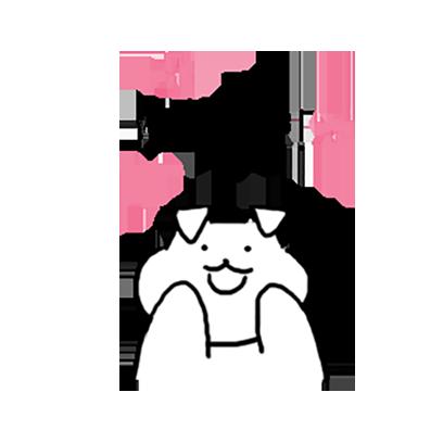 Maltipoo Nari - Japanese Ver. messages sticker-6