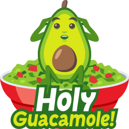 Avocado Adventures by EmojiOne messages sticker-0