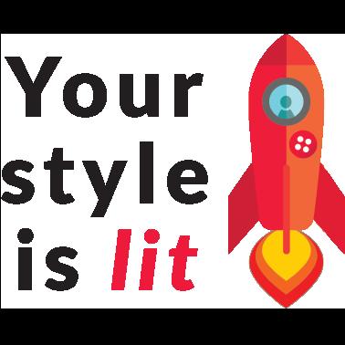InPose Fashion Challenge App messages sticker-1