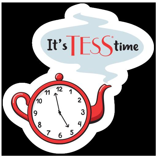 Tess Стикерпак messages sticker-9