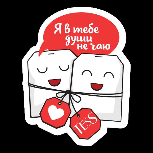 Tess Стикерпак messages sticker-11