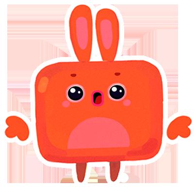 Cutie Cubies messages sticker-9