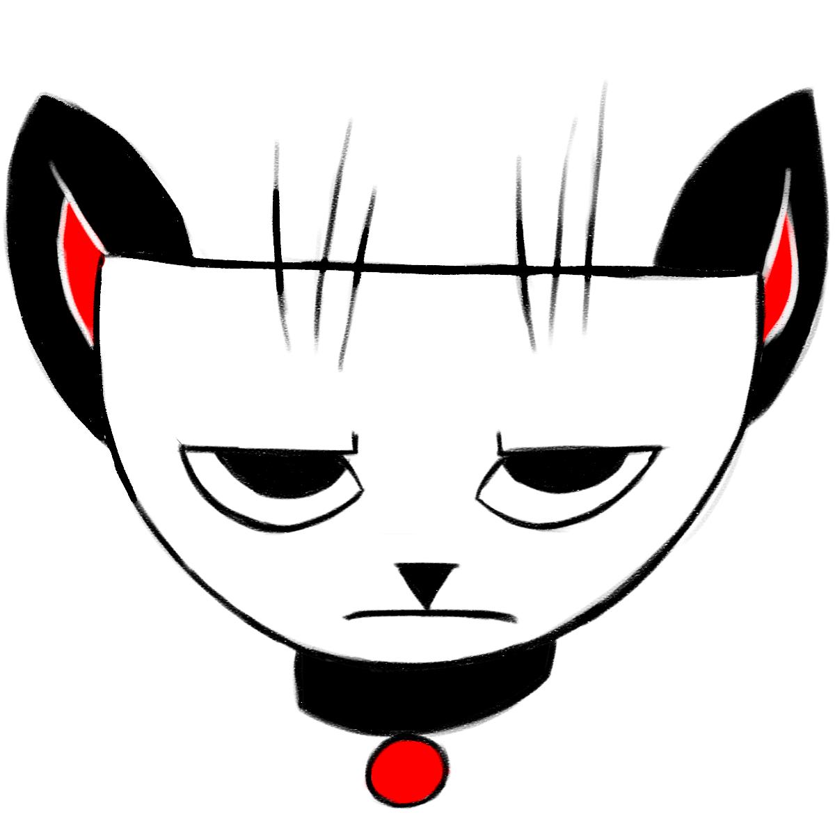 Cranky Cat messages sticker-7