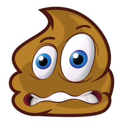 Poopy Emoji messages sticker-1