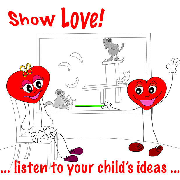 Show Love! messages sticker-10