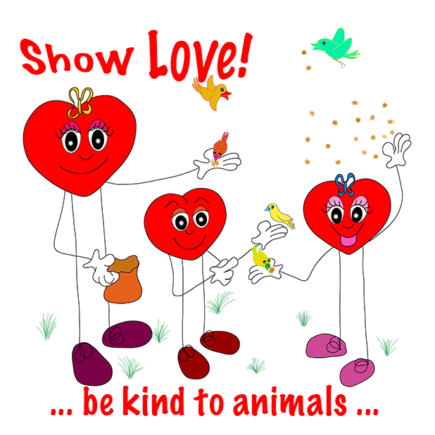 Show Love! messages sticker-7