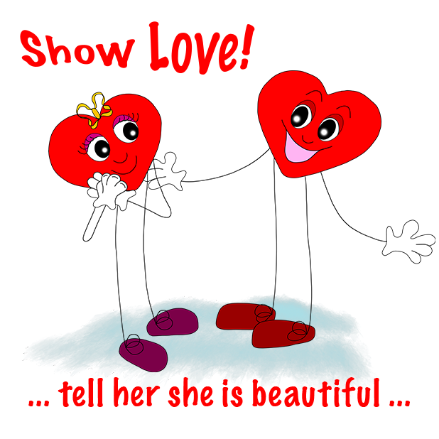 Show Love! messages sticker-0