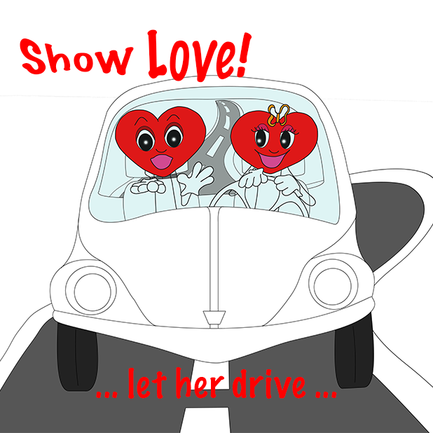Show Love! messages sticker-6