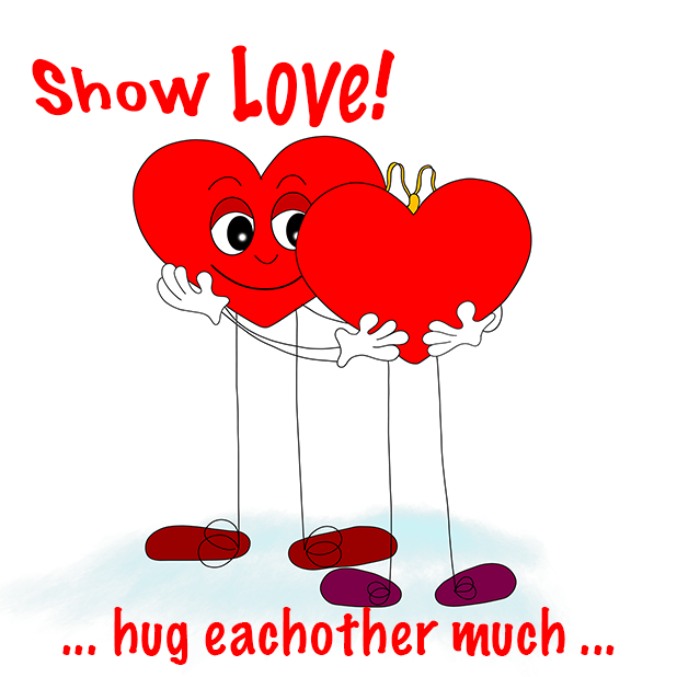 Show Love! messages sticker-9