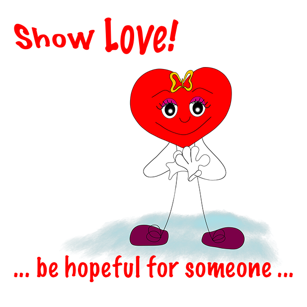 Show Love! messages sticker-1
