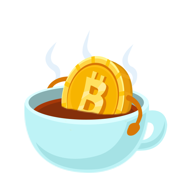 Cryptalk - Bitcoin Stickers messages sticker-4