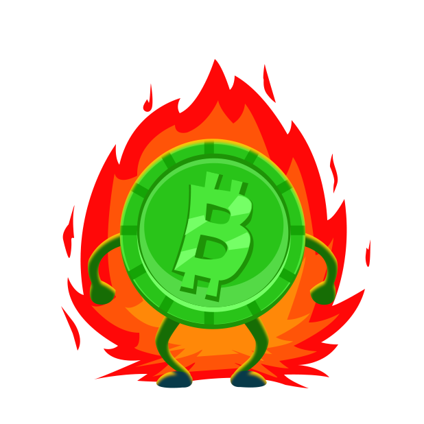 Cryptalk - Bitcoin Stickers messages sticker-10
