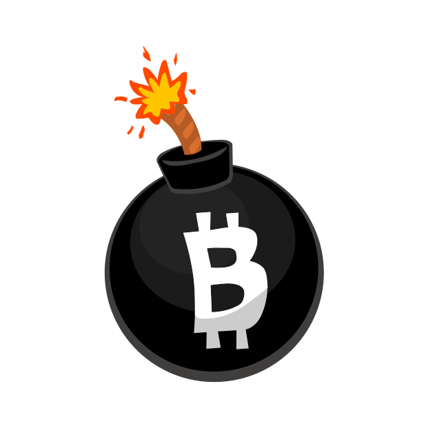 Cryptalk - Bitcoin Stickers messages sticker-3