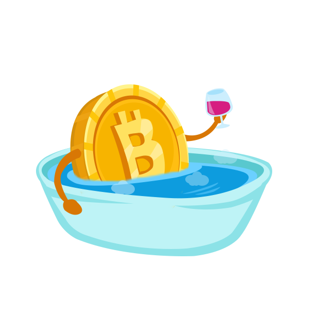 Cryptalk - Bitcoin Stickers messages sticker-1