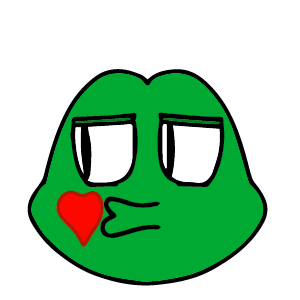 FrogMojis messages sticker-2