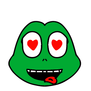 FrogMojis messages sticker-9