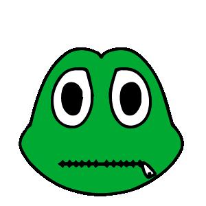 FrogMojis messages sticker-4