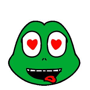 FrogMojis messages sticker-9