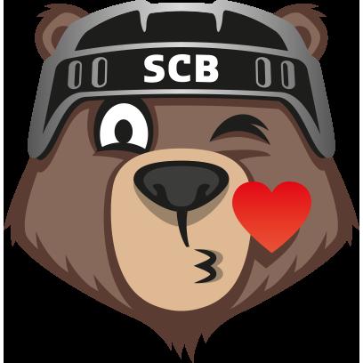 Bärmoji-Sticker - SC Bern messages sticker-6