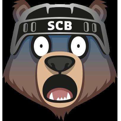 Bärmoji-Sticker - SC Bern messages sticker-5
