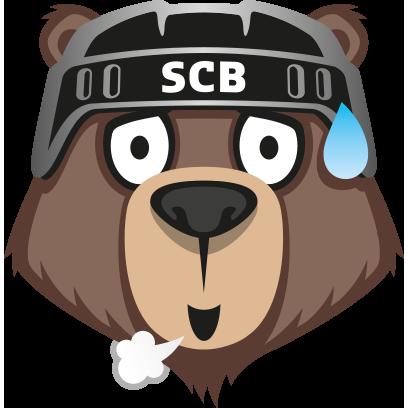 Bärmoji-Sticker - SC Bern messages sticker-2