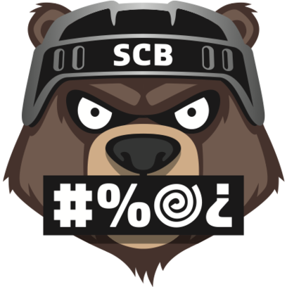 Bärmoji-Sticker - SC Bern messages sticker-3