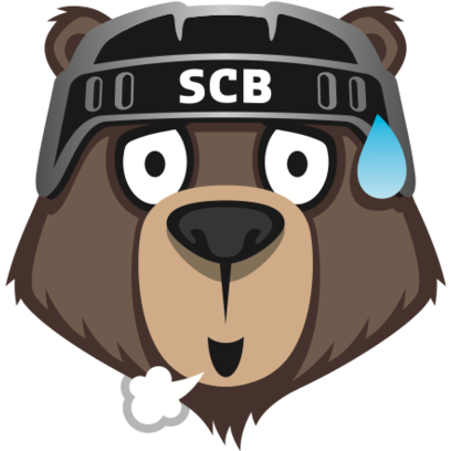 Bärmoji-Sticker - SC Bern messages sticker-2