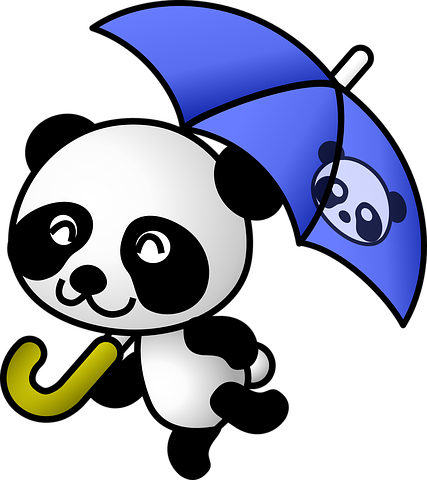 Panda Stickers - 2018 messages sticker-10