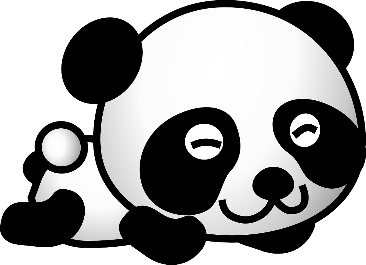 Panda Stickers - 2018 messages sticker-2