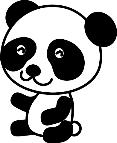 Panda Stickers - 2018 messages sticker-6