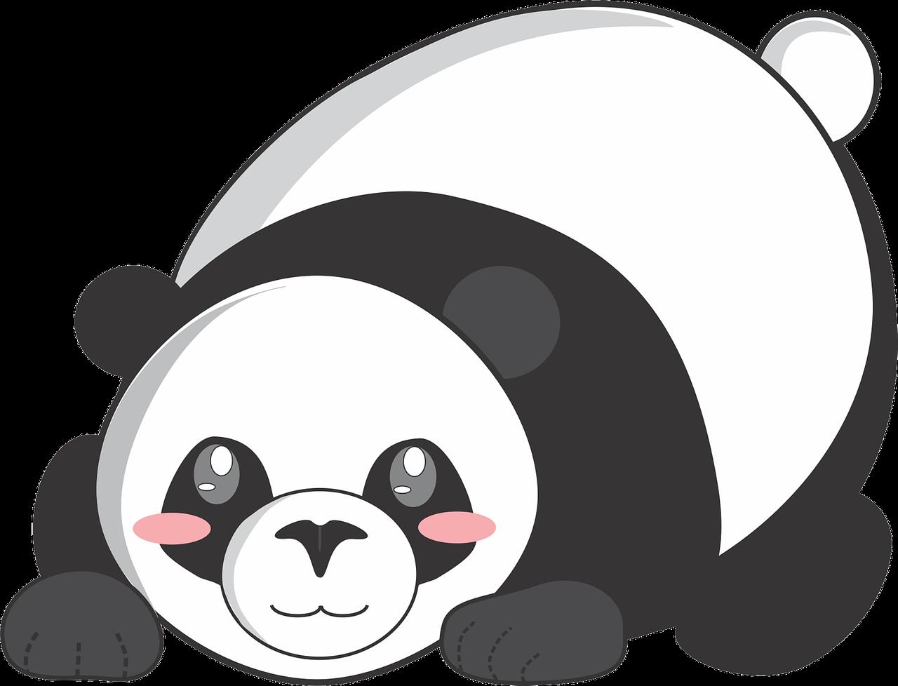 Panda Stickers - 2018 messages sticker-5