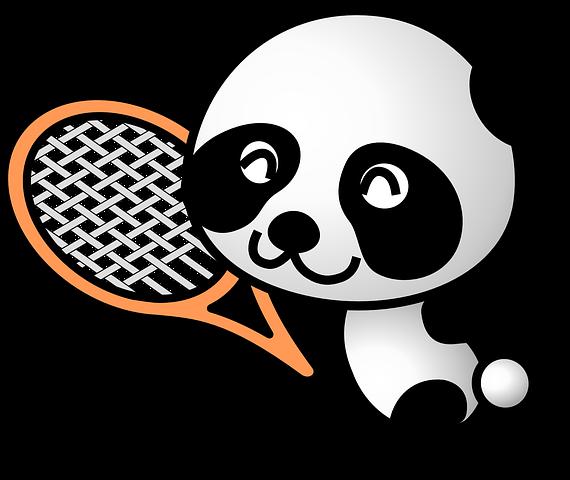 Panda Stickers - 2018 messages sticker-11