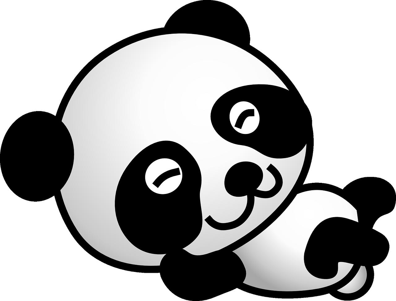 Panda Stickers - 2018 messages sticker-4
