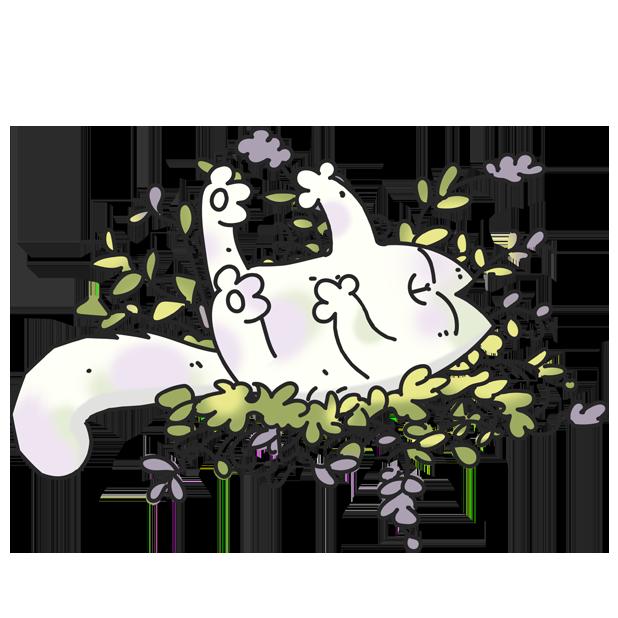 Simon's Cat - Pop Time messages sticker-3