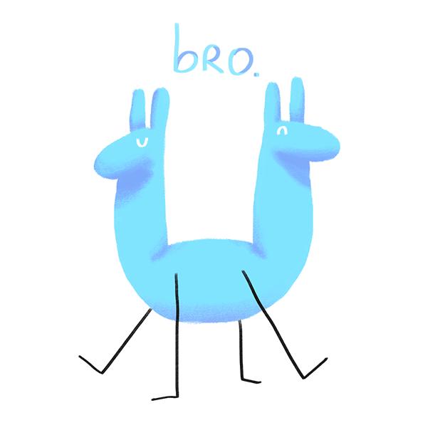 Just Llamas messages sticker-6