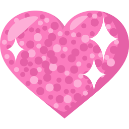 Heart Pack by EmojiOne messages sticker-5