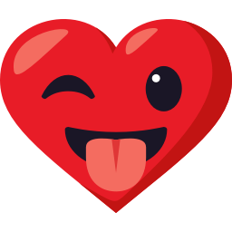 Heart Pack by EmojiOne messages sticker-9