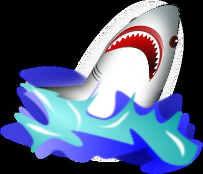 Shark Stickers - 2018 messages sticker-2